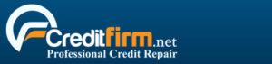 creditfirm.com credit repair company logo